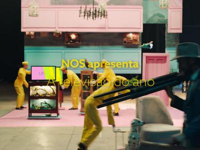 NOS | A televisão do ano