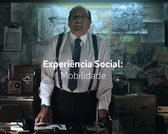 MEO | Experiência Social: Mobilidade