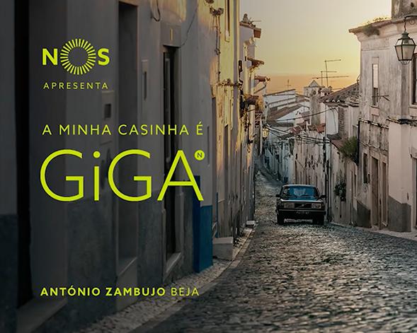 NOS GiGA | António Zambujo, A Minha Casinha é GiGA em Beja