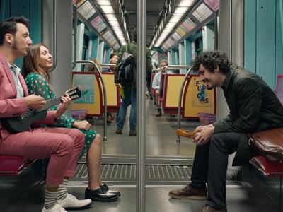 NOS | Juntos Temos Mais (Metro)