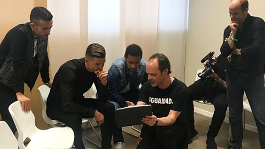 Sport Mediaset | Neymar in Turin to shoot with Cristiano Ronaldo