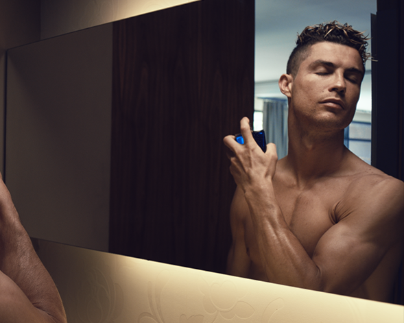 CR7 Fragrances | Play It Cool