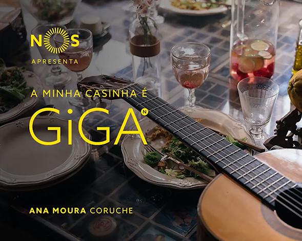 NOS GiGA | Ana Moura