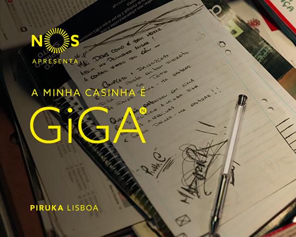 NOS GiGA | Piruka