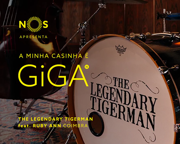 NOS GiGA | The Legendary Tigerman
