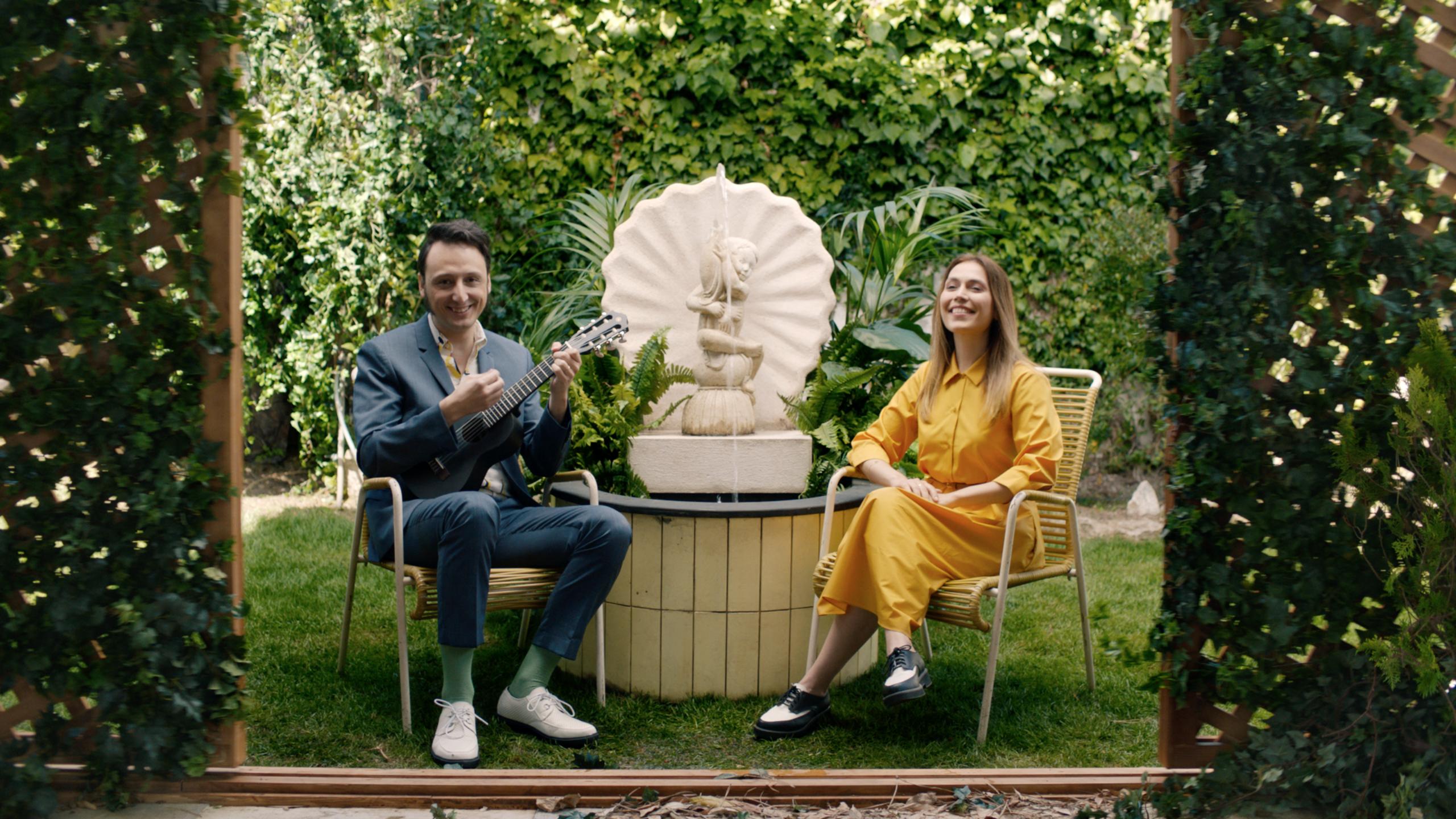 Marketeer | Samuel Úria e Ana Bacalhau dão música à NOS